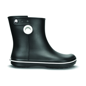 Crocs Jaunt Shorty rubberlaarzen Dames zwart